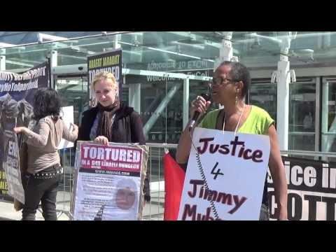 G4S AGM 2015 Protest 7: Justice for Jimmy Mubenga [Inminds.com]