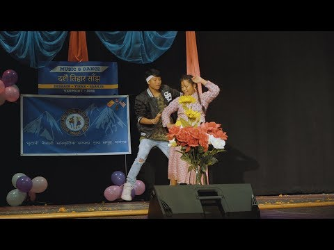 Mohani Lagla Hai - Dance Performed By- Suk & Francika