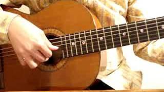 Cánh Hoa Duyên Kiếp, Đoàn Chuẩn Từ Linh, Quang Tuấn. Guitare. Semi-Classical