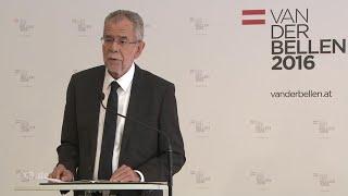 Christian Ehring: Verschobene Stichwahl in Österreich