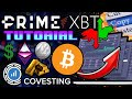 BITCOIN COVESTING at Prime XBT 2020 - YouTube
