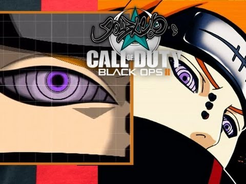 tuto emblem black ops 2 rinnegan pain exemple youtube