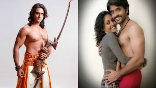 Celebrity Couples: Television (TV) Actor Ashish Sharma Wife