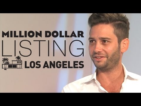 Josh Flagg Talks Celebrity Real Estate! | toofab