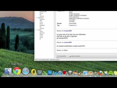 How to download from newsgroups on a Mac/Apple with SABnzbd and Spotlite