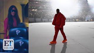 Kim Kardashian, Jay-Z Surprise At Kanye's 'Donda' Live Listening Event