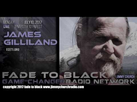 Ep. 685 FADE to BLACK Jimmy Church w/ James Gilliland : Mt. Adams UFO Door? : LIVE