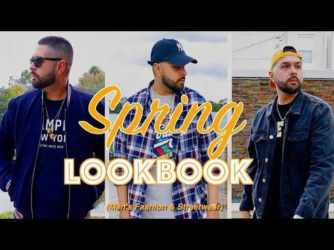 SPRING LOOBOOK 2019 -  FOG Essentials, Nike, Jordan, Guess & More (Outfit Ideas)