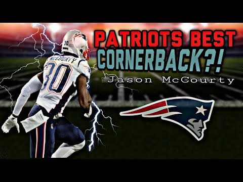 Jason McCourty has been the Patriots best CB