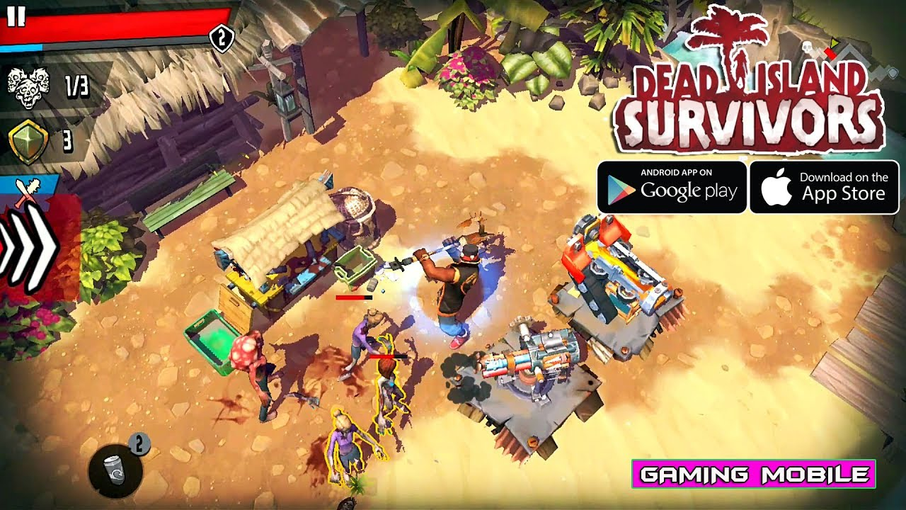 Dead Island: Survivors - Update Android Download Gameplay