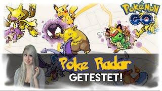 Pokémon GO: ALLE POKÉMON FINDEN MIT DEM POKÉ RADAR? | Test