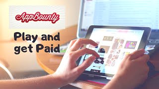 Appbounty Play and Get Paid - AppBounty Invite Code - duiuzkke