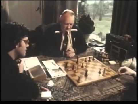 The Love for Wood (chess documentary 1979 - ENG subs)