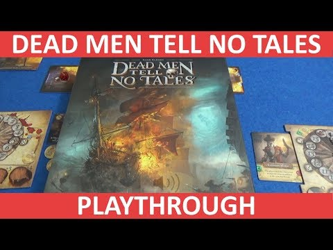 Dead Men Tell No Tales - Playthrough - slickerdrips