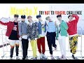 Monsta X || Try Not To Fangirl Challenge