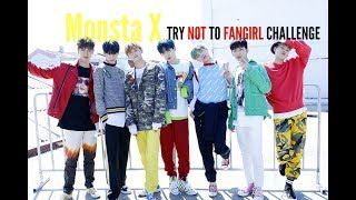 Video Monsta X || Try Not To Fangirl Challenge download MP3, 3GP, MP4, WEBM, AVI, FLV Juni 2018