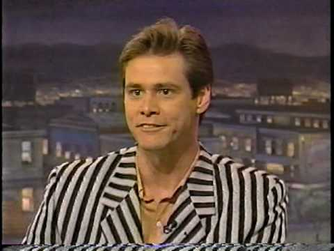 Jim Carrey interview (circa The Mask) - Part One of Two