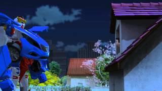 [손오공] 헬로카봇 4화: 모기와의 전쟁