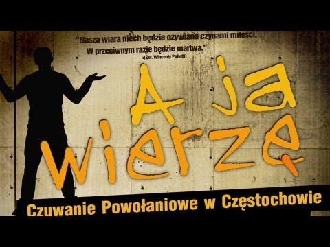 Zaproszenie: Czuwanie Powołaniowe '2012   Częstochowa