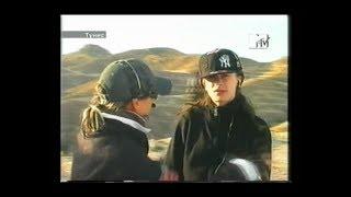 Децл - Бог есть (Cъёмки клипа 2004) MTV NEWS Блок