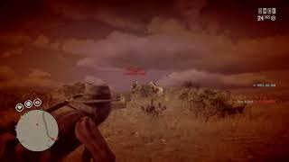 RDR Online: Grinding With The Best Crew In The Game 513 Mob!