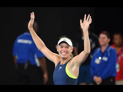 Caroline Wozniacki is the new WTA World No.1