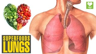 Superfoods For Lungs | Health Tips | Educational Video