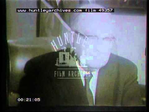 Senator Eastland Challenges US Federal Govt, 1962 - Film 49357