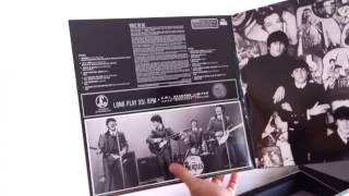 Unboxing Beatles For Sale Vinyl 2012 Reissue