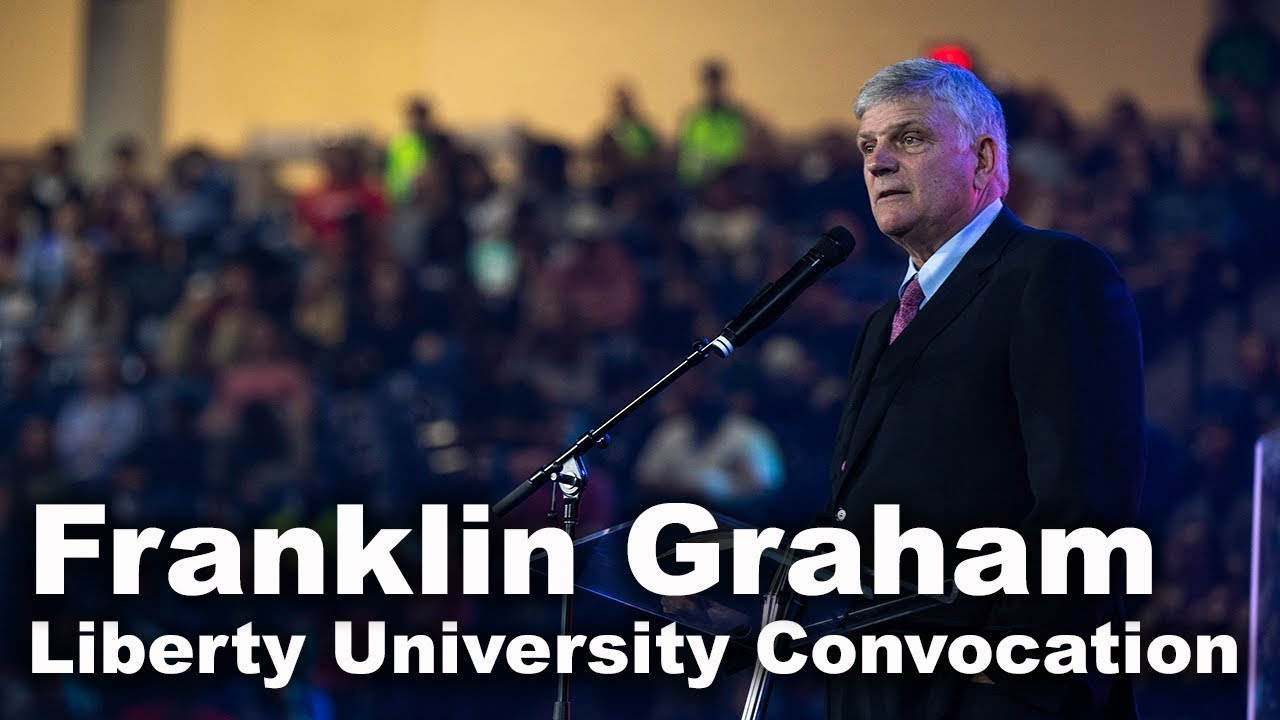 Franklin Graham - Liberty University Convocation