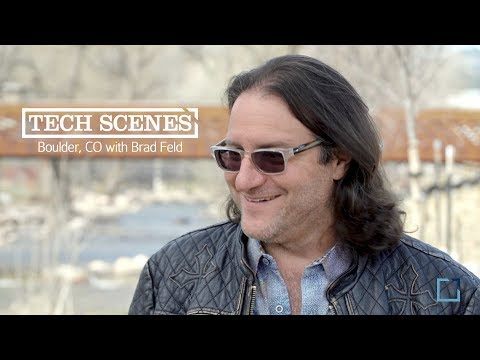 Tech Scenes Boulder with Brad Feld