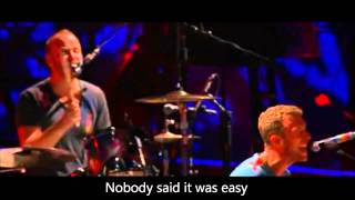 Coldplay The Scientist Live 2012 Stade De France HD With Lyrics