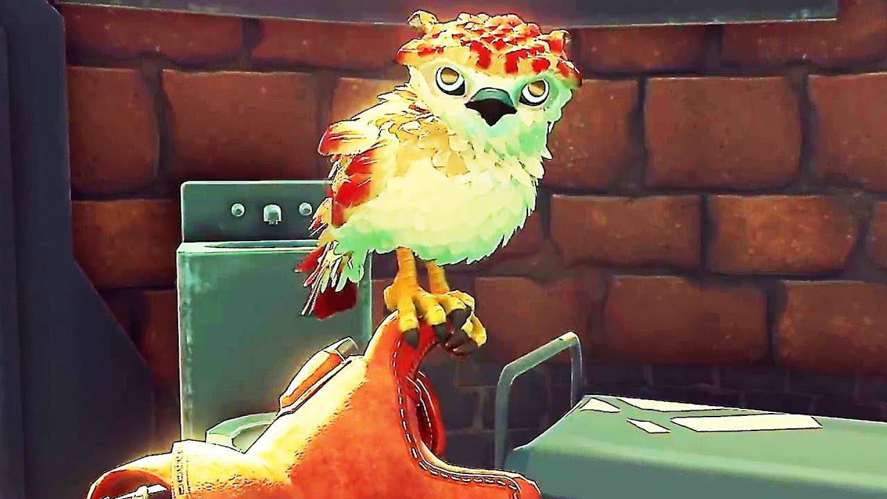 FALCON AGE Gameplay Trailer (2019) PS4 / PS VR + video