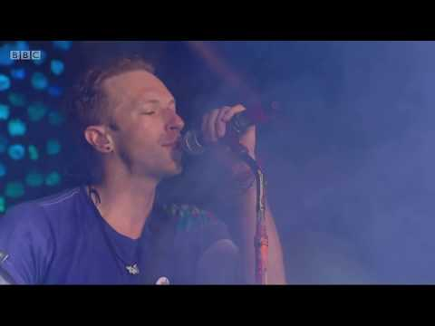 Coldplay - Birds Live at Glastonbury 2016 HD