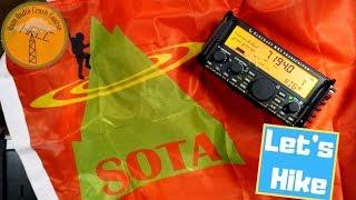 My Overnight Backpacking & SOTA Ham Radio Gear