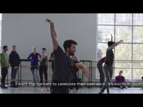 INSIDE LOOK  William Forsythe's PasParts 2018