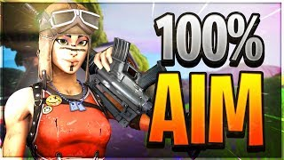 BETTER AIMEN in 10 MINUTES! • Fortnite EVERY shot TREFFEN