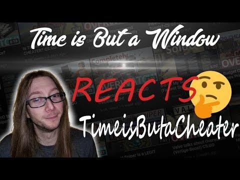 TimeisButaCheater? (Fastest Sniper Reacts)