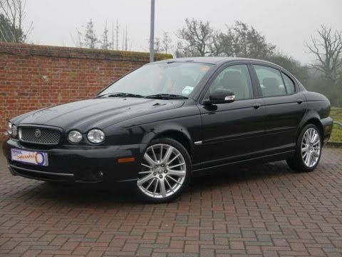 2009 jaguar x type s saloon automatic for sale in. Black Bedroom Furniture Sets. Home Design Ideas