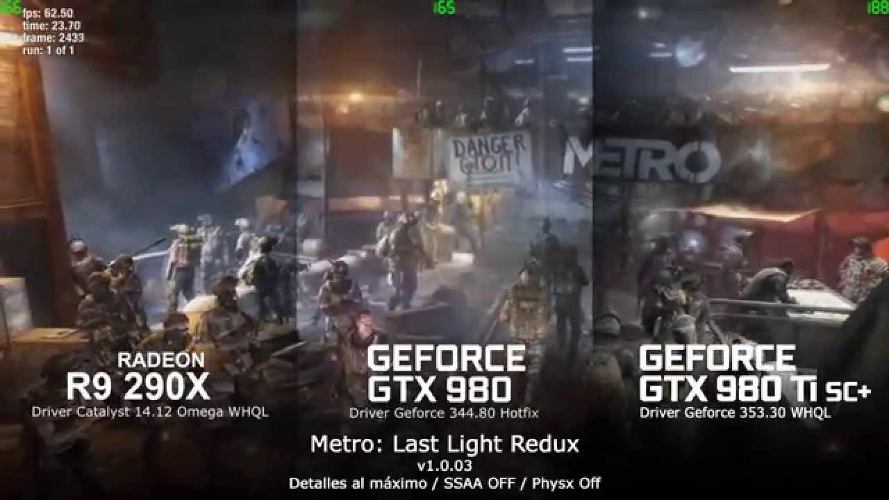 EVGA GeForce GTX 980 Ti Superclocked+ ACX 2 0+ – Review | (Español
