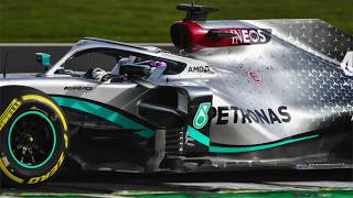 New F1 Mercedes W11 analysed by Scarbs By Peter Windsor