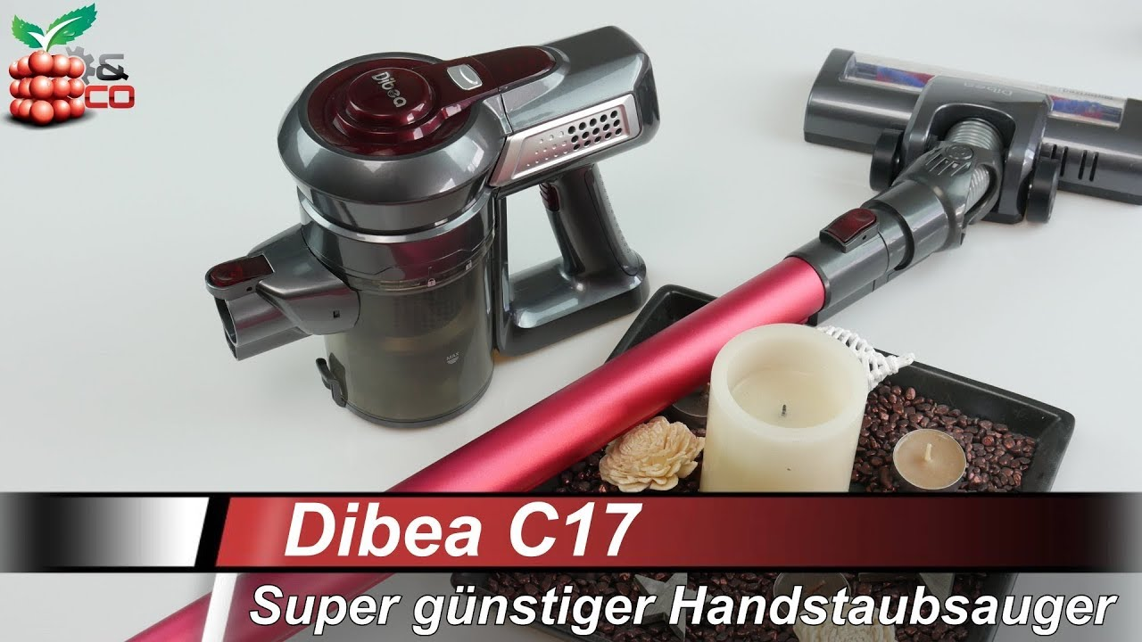 Dibea C17  Bürste NEU