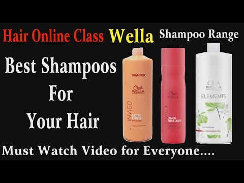 Best shampoos for Dry , Damaged, Dandruff, Dull Hair ....Must Watch video.