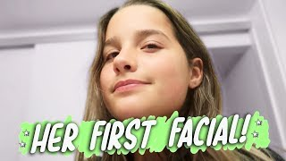 Her First Facial! (WK 402.3) | Bratayley