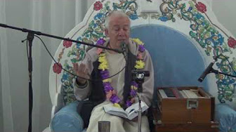 Шримад Бхагаватам 4.11.13 - Чайтанья Чандра Чаран прабху