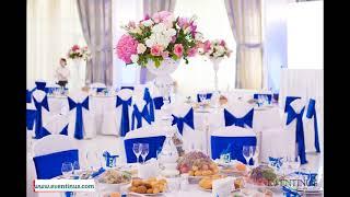 Свадьба в Болгарии. Декоративное оформление. Декоративна украса на сватби в България.