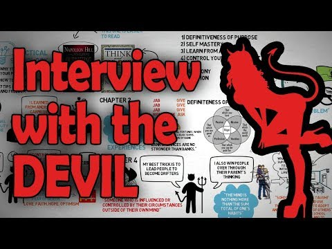 Outwitting the Devil by Napoleon Hill - Secrets of Successful from an Interview with the Devil