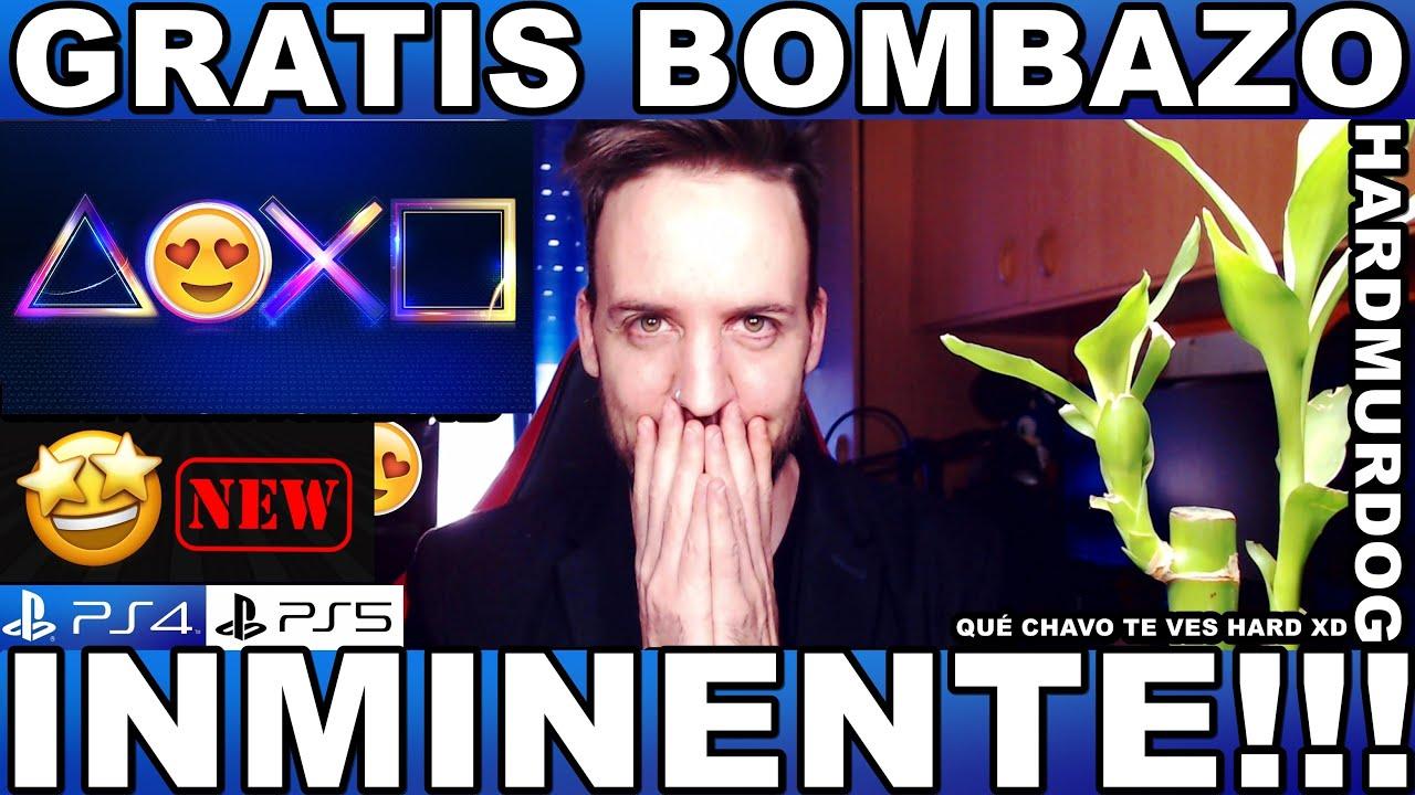 ¡¡¡GRATIS BOMBAZO INMINENTE PS4/PS5!!!