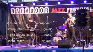 Vid Jamnik Quartet -  Cherokee