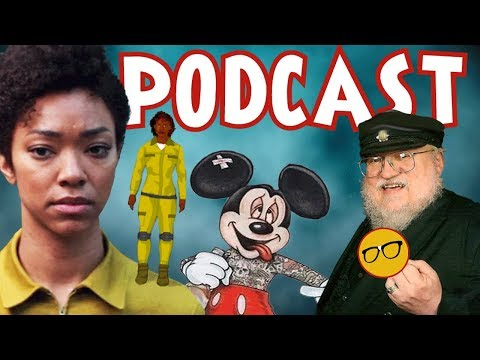 Star Trek Discovery Lawsuit Bump  Disney Streaming Chasing Netflix  Game of Thrones Disappoints